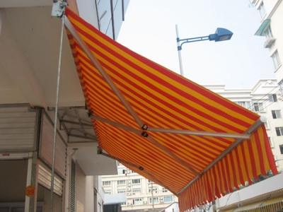 济南店面遮雨篷