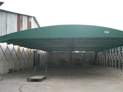 济南大型推拉雨篷