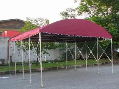 济南大型户外移动推拉篷