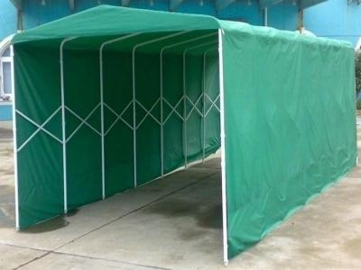 绿色环保烧烤用推拉篷